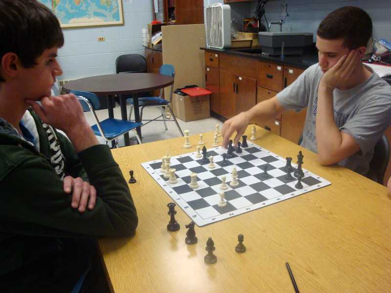 Chess Club looks to win state championship later this year