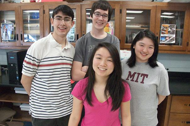 JETS team 2nd place at WYSE sectionals