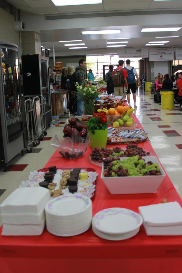 Aspire to Inspire holds recognition breakfast