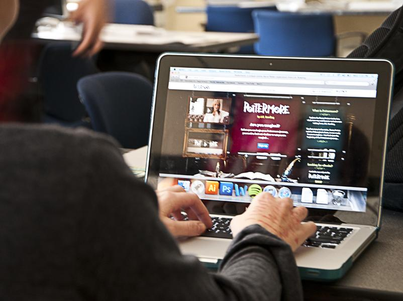Central students want more Pottermore