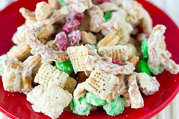Recipes for a holiday sweet tooth