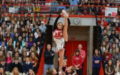 Cheerleading tryouts will take place on the fieldhouse in late April instead of May this year.