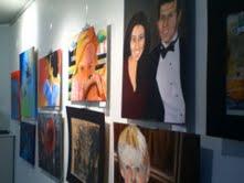 Art show displays variety of mediums