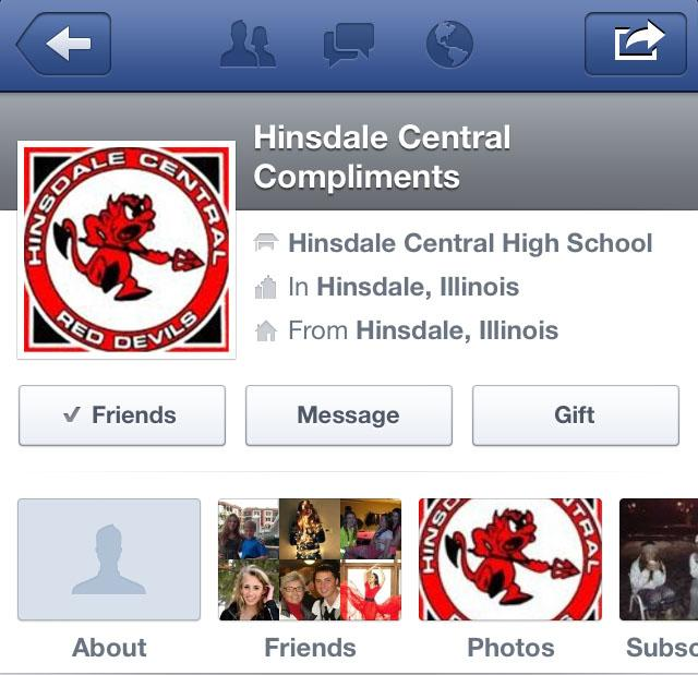 Compliments abound on anonymous Hinsdale Compliments Facebook page