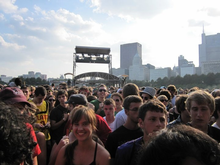 Lollapalooza tickets sold out in minutes