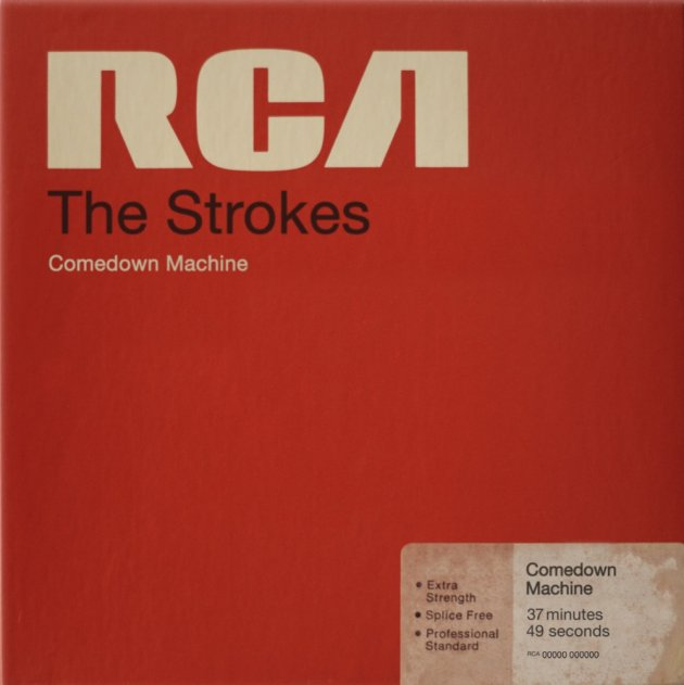 Comedown Machine comes down with newer sound