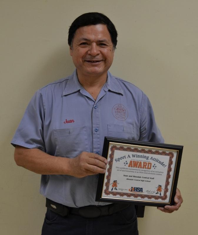 IHSA+awards+Almaraz+for+hospitality