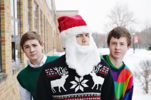 Mens' fashion: Christmas edition