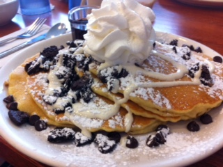 Blueberry Hill serves up delicious pancakes