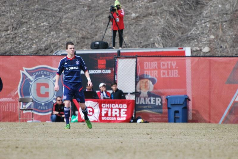 Gutman's soccer expertise lands him spots on Chicago Fire Reserve, Indiana University