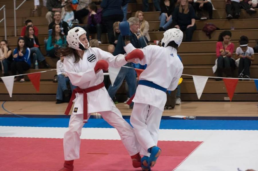 Sophie+Lekas%3A+karate+master