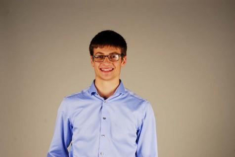 Photo of Matt Stockmal, Editor