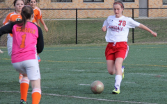 Girls' soccer springs forward in hopes for a state victory