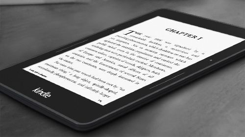 Are electronic reading devices replacing print?