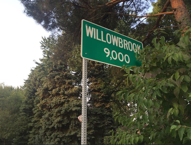 On Saturday, Aug. 29, a Willowbrook woman was attacked in her home.