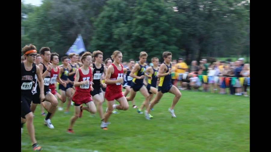 Boys+cross+country+is+off+to+a+strong+start+as+it+looks+ahead+to+a+possible+state+championship.+