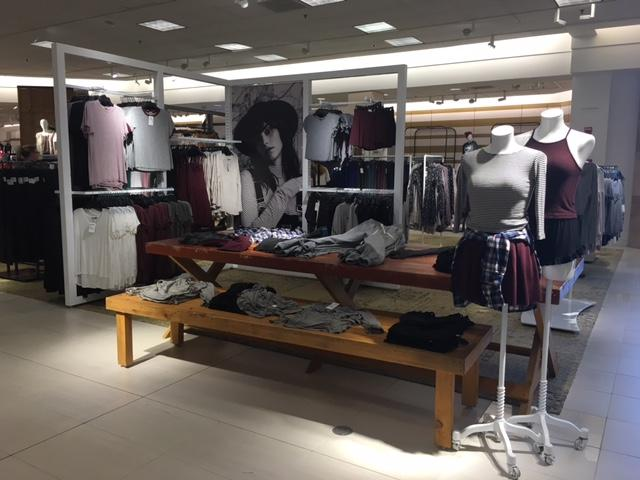 Nordstrom+displays+their+Brandy+Melville+range+in+the+BP+section