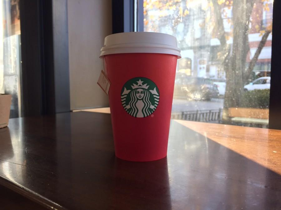 Starbucks Holiday Mayhem