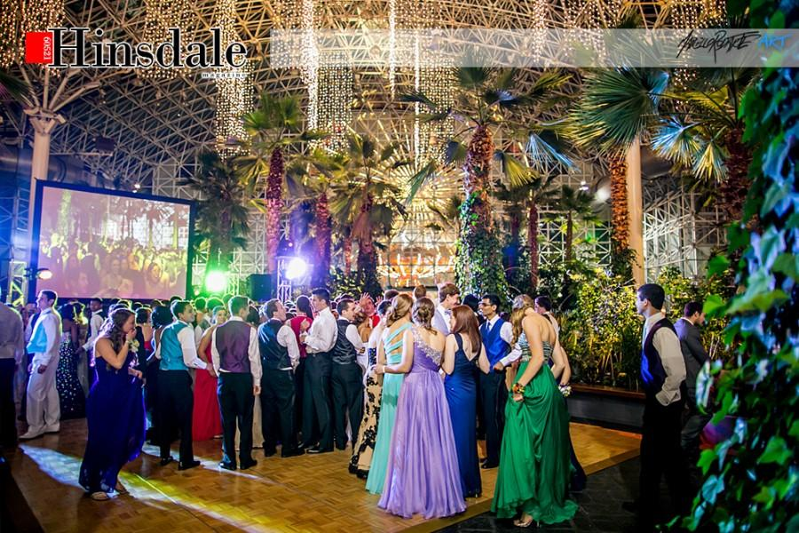 Central's prom will be held April 30 at the Crystal Gardens at Navy Pier. Below includes a guide to help girls find their perfect dress.