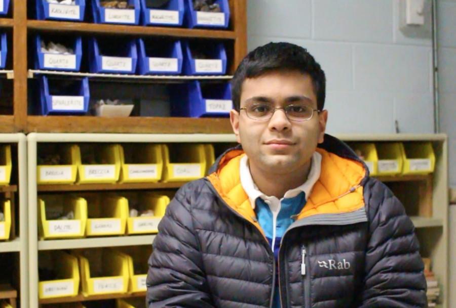 Senior Captain Ankush Bajaj gives insight to the wonders of Quiz Bowl.