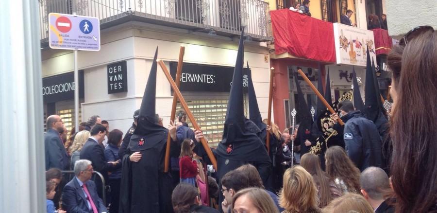 Semana Santa in Sevilla.