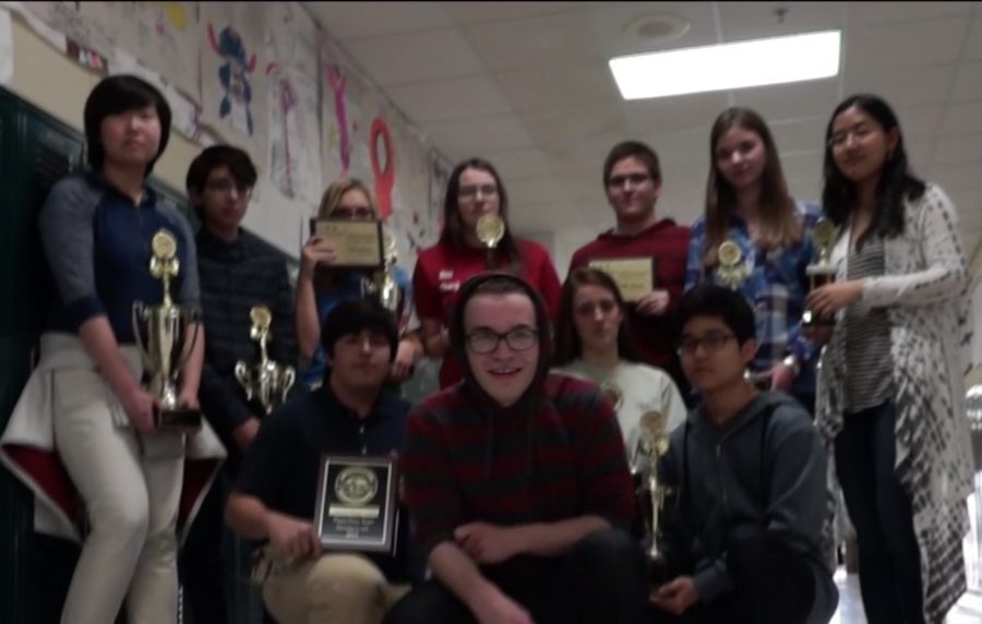 Science Olympiad Focus in for State This Coming Weekend