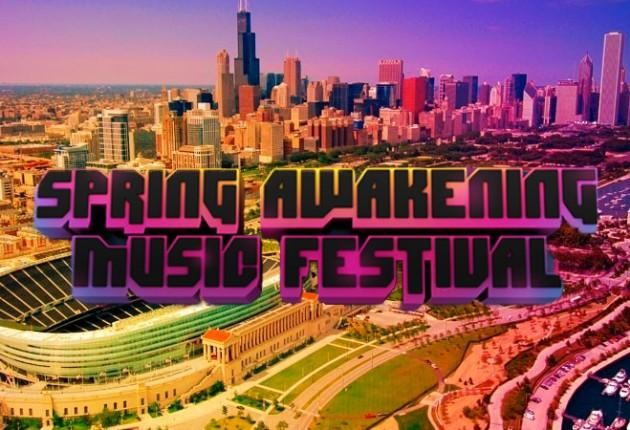 After some initial confusion over location changes, the Spring Awakening Music Festival will be held at the Addams/Medill Park in Chicago, located at 1301 W. 14th Street from June 10 through 12.