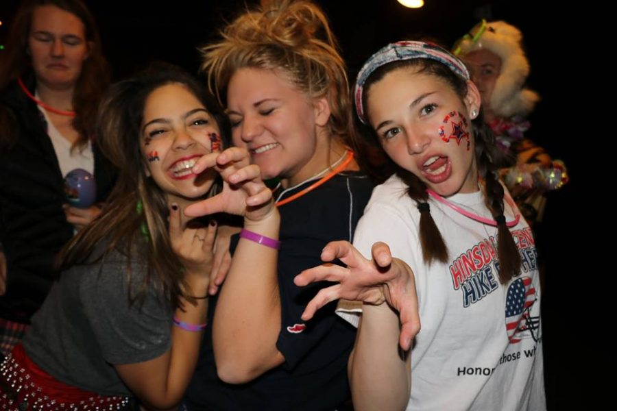 Operation+Snowball+2015+teen+staff+at+the+dance+at+last+year%27s+retreat.+