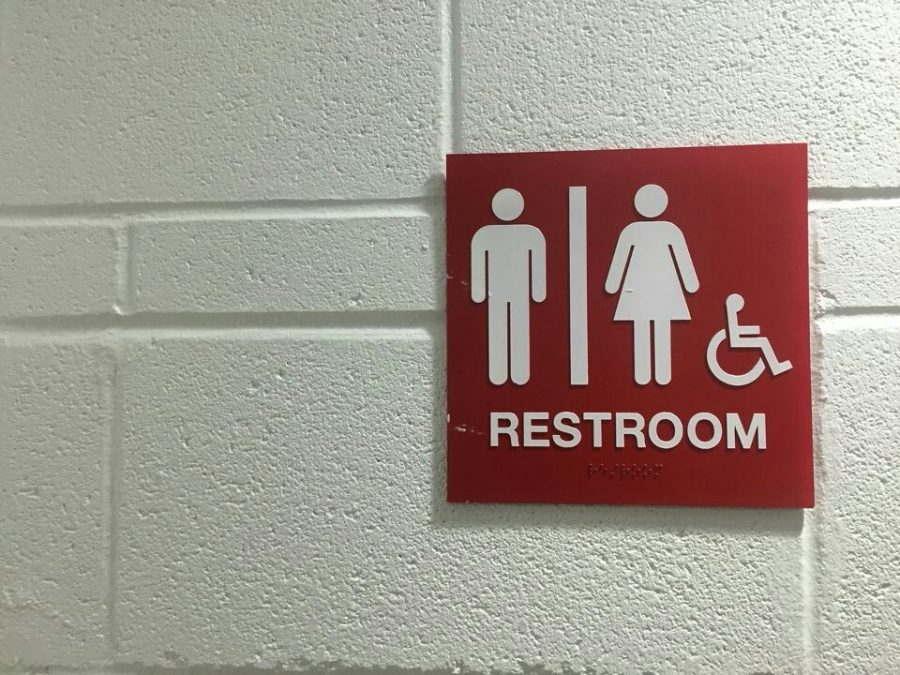 All students are allowed to use the new gender-neutral bathrooms, which were added over the summer and can be found near the cafeteria and gymnasium.