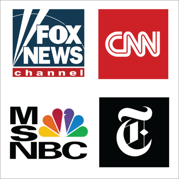 Different News sources can have their own biases and it is important to recognize them.