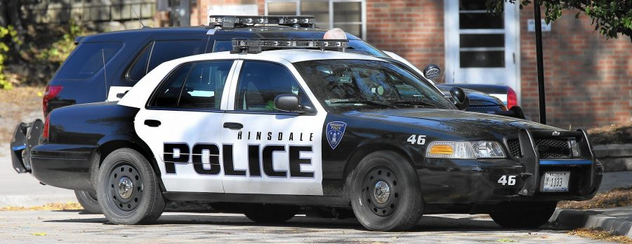 The Hinsdale Police Department advises residents of Hinsdale to keep their cars locked at all times given a surge of recent car robberies.
