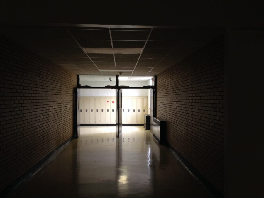 Students and staff spent the day in the dark on Sept. 29. and would like the trend to continue.