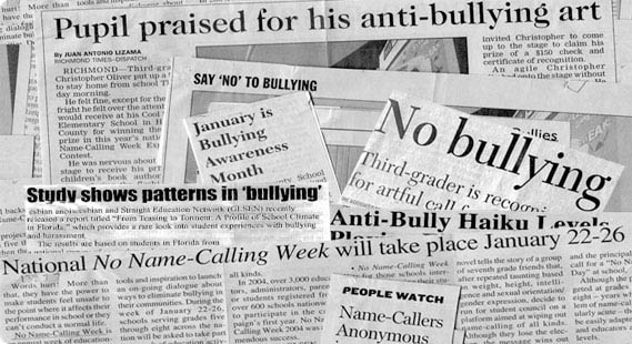 Central is hosting anti-bullying month in November in hopes to educate the student population
