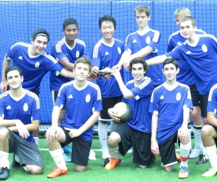Founded by a student, Geeth United is a recreational soccer team in which many Central students participate in.
