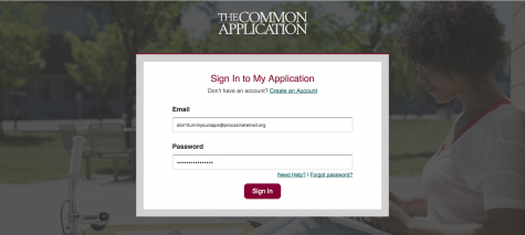 Log into your common app account at 11:49 p.m. If you go earlier, I'll lazer you.