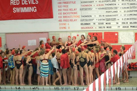 Girl's Swim and Dive will compete at state on Nov. 18.