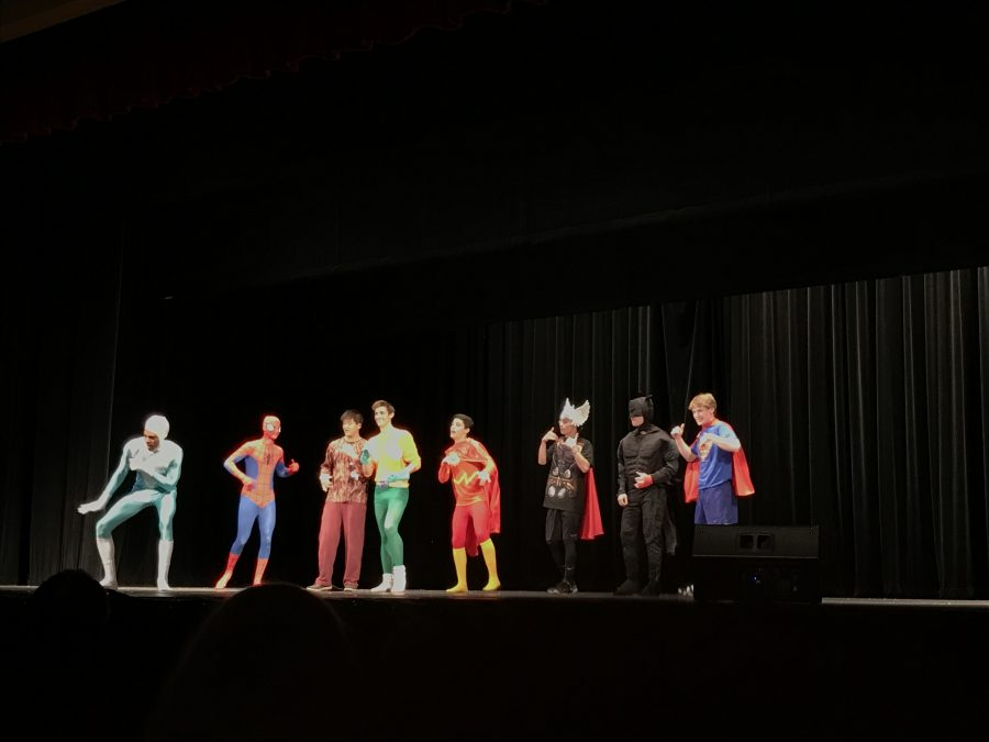 Contestants+of+the+Mr.+Hinsdale+pageant+went+through+a+selective+nomination+process.+