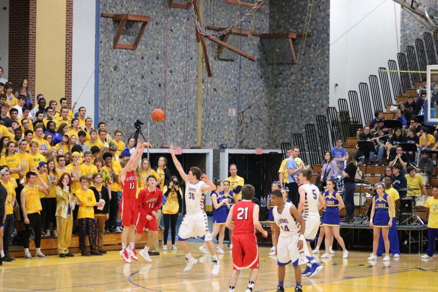 Gallery: HC vs. LT basketball
