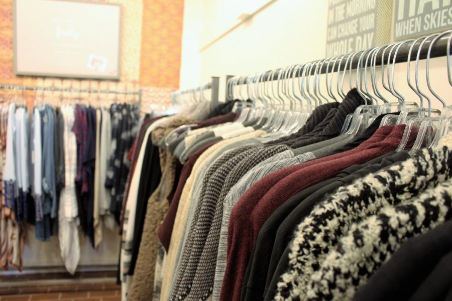 A wide range of unique fabrics have been often featured in stores this year.