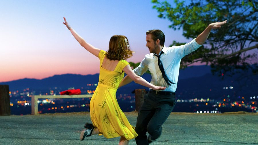 Emma Stone and Ryan Gosling tap-dance the night away in