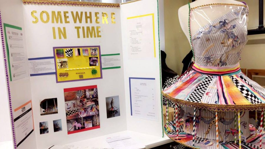 Student Competes In Fccla Recycle And Redesign Fashion Competition Devils Advocate