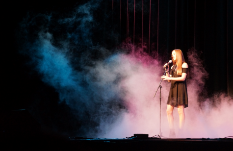 The annual Hinsdale Central Variety Show kicked off on Wednesday, Feb. 1, in the auditorium and continued the evening of Thursday, Feb. 2.