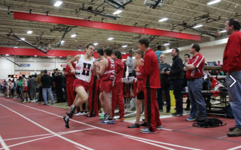The Little Four invite, held annually, is typically the first meet of the season.
