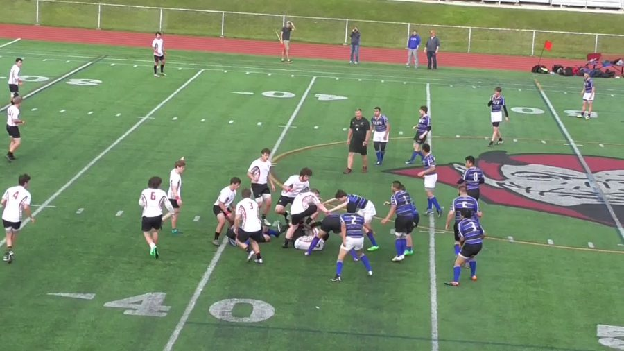 The Boys' Rugby team were state champions in 2016 and hope to reclaim their title this season.