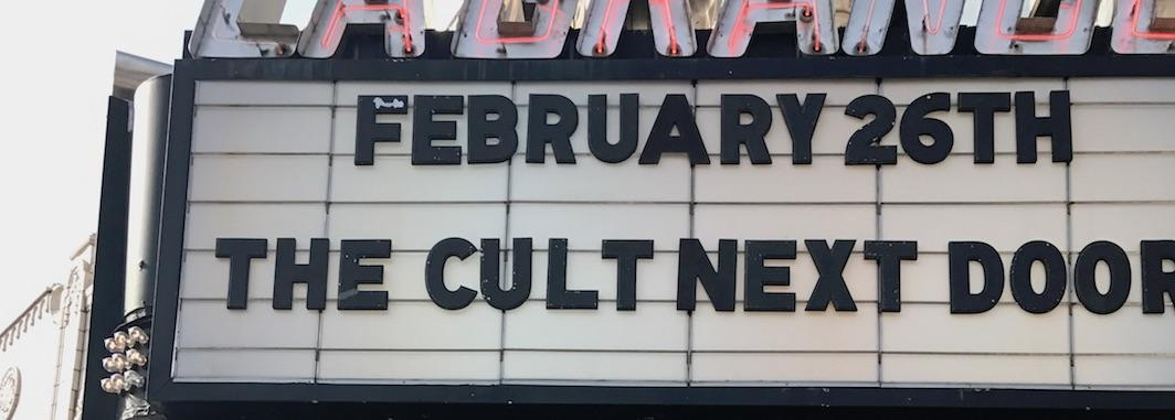 On Feb. 26 the Cult Next Door, a documentary directed and produced by Jake Youngman, senior, premiered at the La Grange Theater.