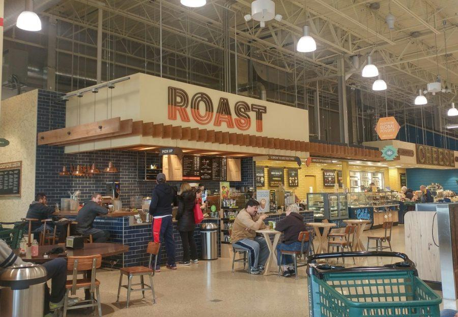 The Allegro coffee bar is a unique addition to Whole Foods in Willowbrook.