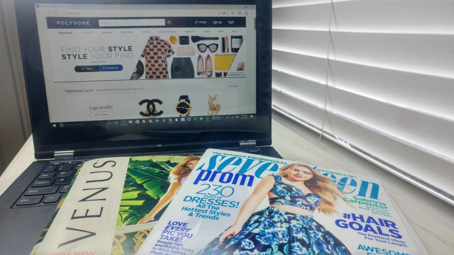 Catalogs and magazine subcriptions typically have online formats allowing you to keep up with the latest inspiration.