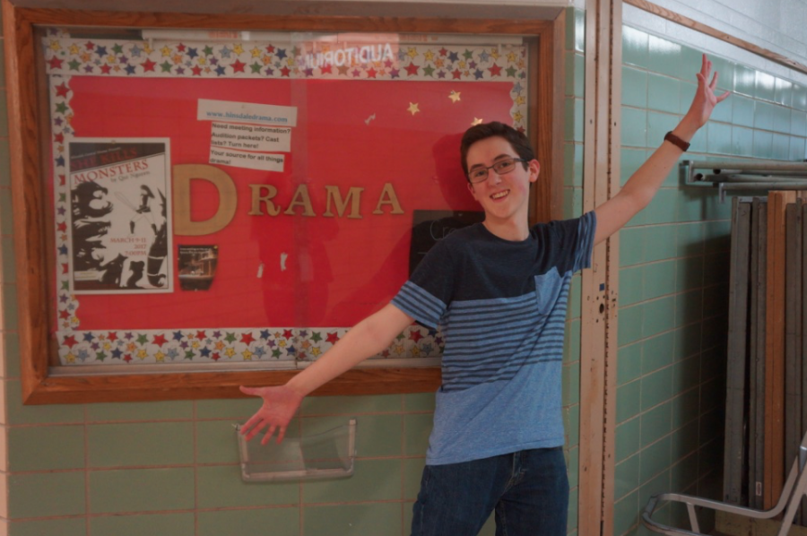 Brody Melia talks about his experience regarding having a bigger role in the musical