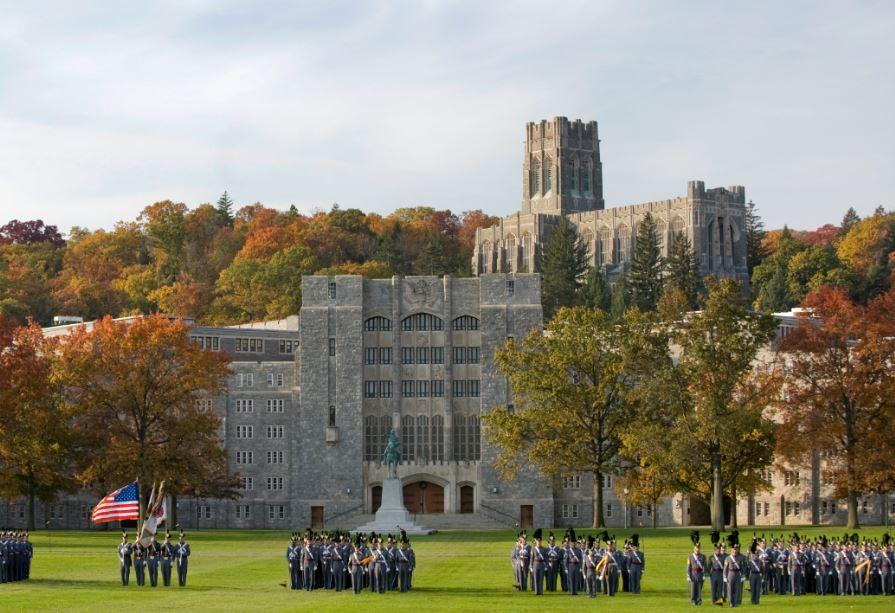 Some students debate if the military path is better for them than the traditional college one; for others, a military academy is a good middle ground.