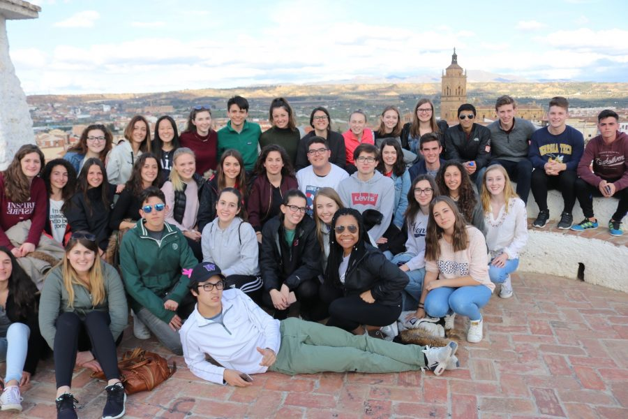 Spanish+students+took+at+foreign+exchange+trip+to+Guadix%2C+Spain+for+spring+break.